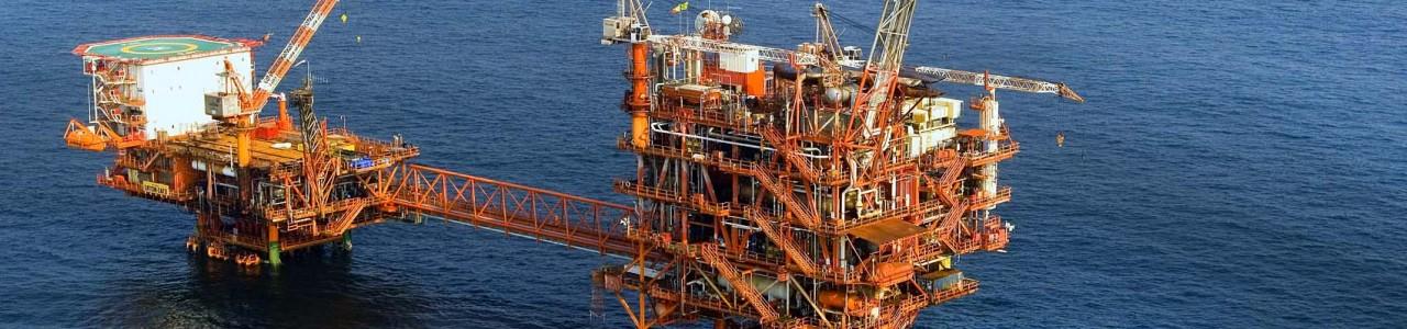 REPUBBLICA DEL CONGO REPUBBLICA DEL CONGO ENI OFFSHORE GAS OIL PLATFORM